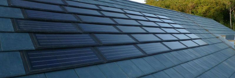 Solar Roof Tiles Save Green Inc